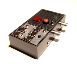 Drum and Sound Bending Machine