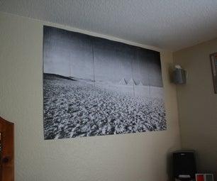 Easy (Cheap) Photo Enlargements