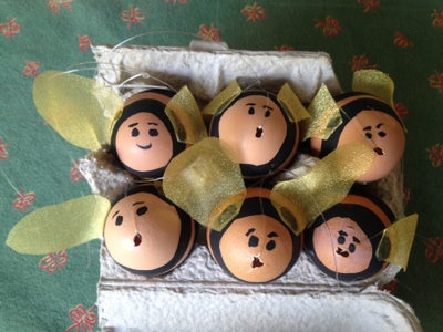 Easter Bees