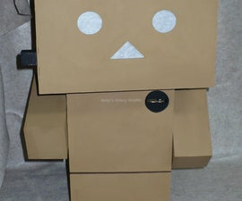 Danbo End table