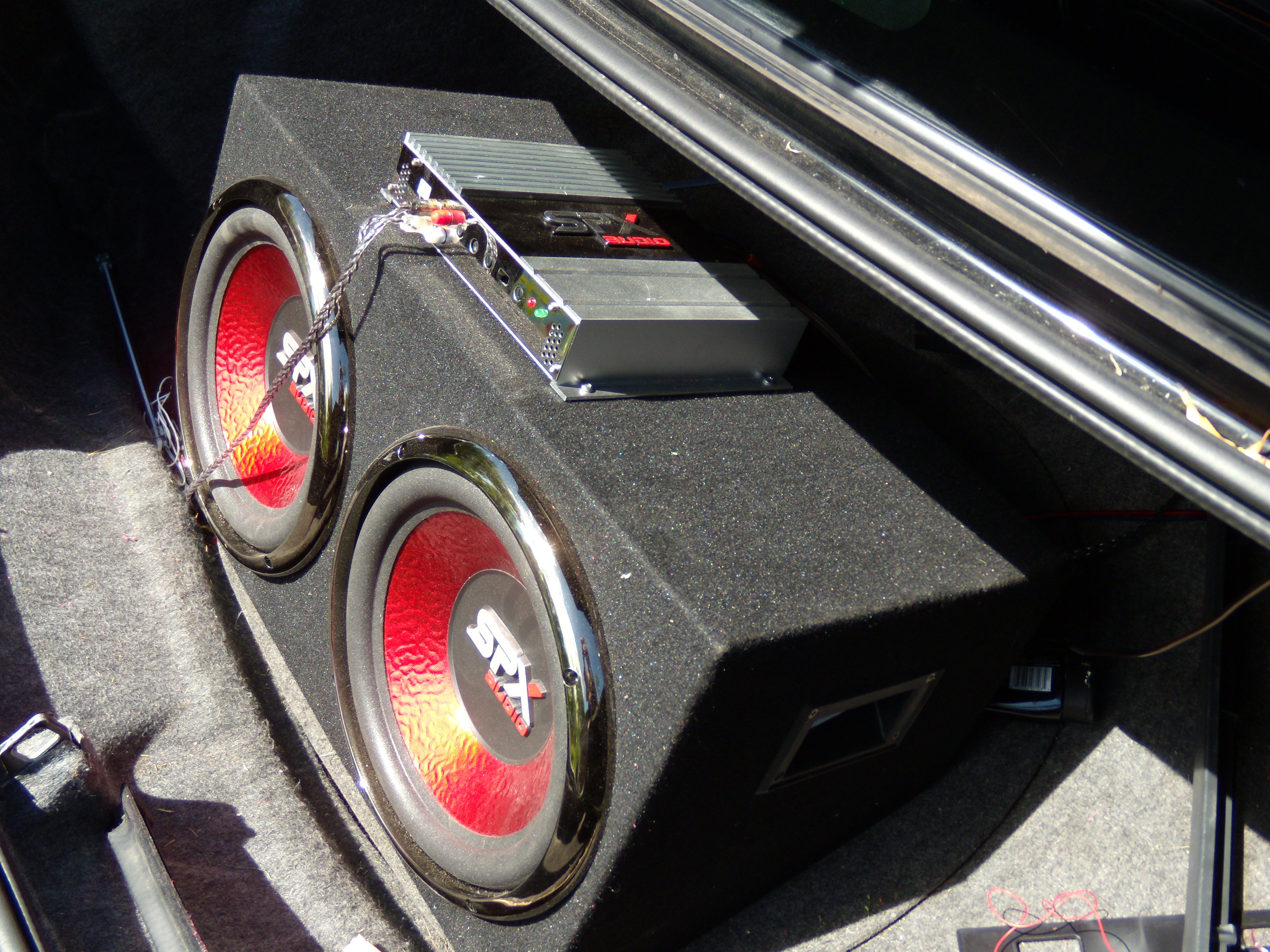 Picture of Car Stereo System 101