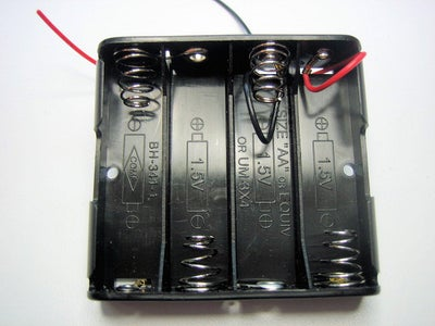 Re-route Power Leads