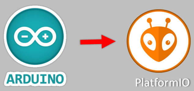 Importing an Arduino Project (.ino) Into the PlatformIO