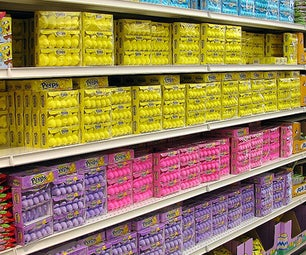 Easter Prank:  Where DO Peeps Come From?