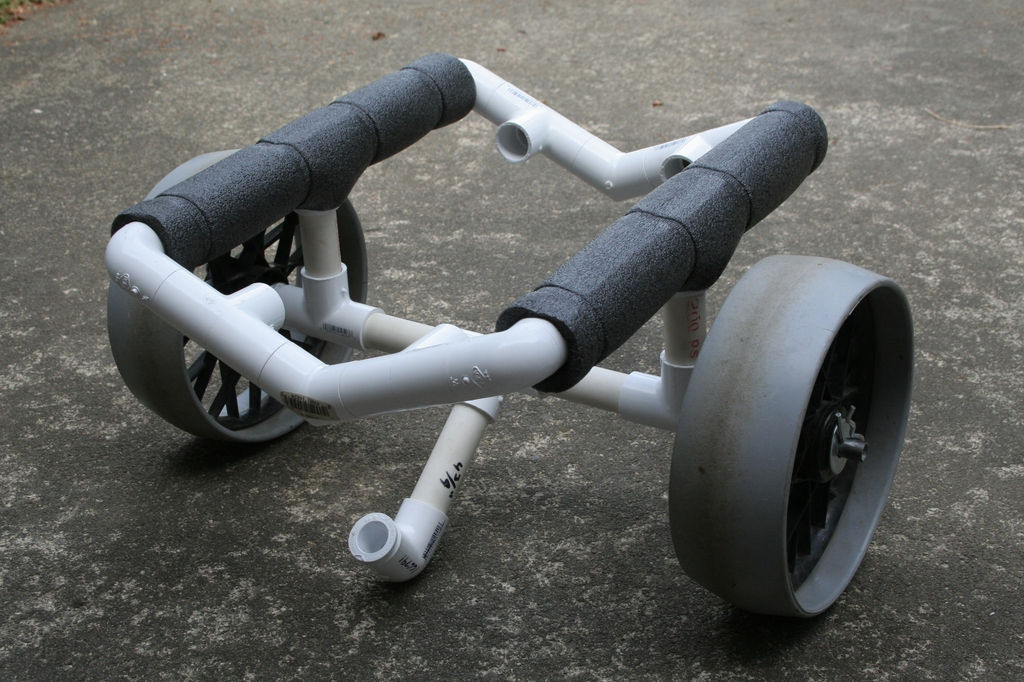 Picture of Step 3: Wheels & Axle.