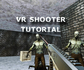How to make a Virtual Reality Game for Beginners