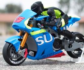 2016 Suzuki GSX-RR 1:8 Racing RC MotoGP