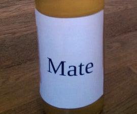 DIY Mate Ice Tea