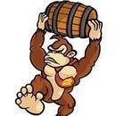 Barrel of Donkey Kong..
