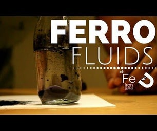 How to Make FerroFluids
