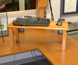 Adjustable Height Standing Desk