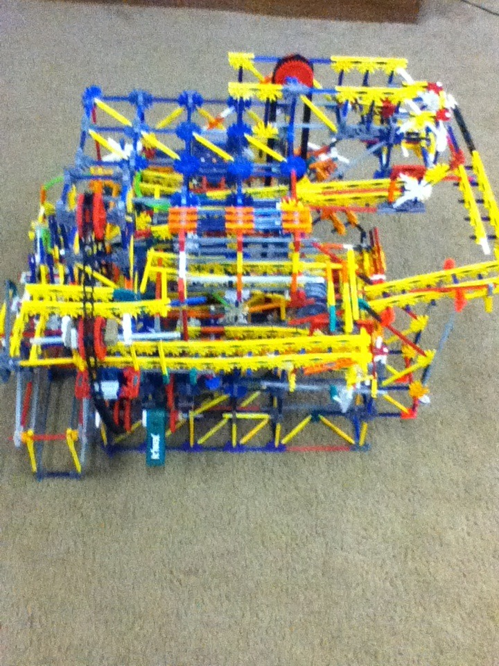 Picture of Knex Confusion