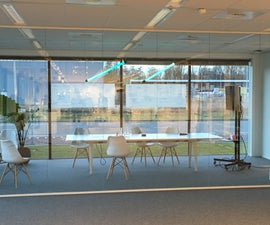 Smart Meeting-room Lamps! Never Miss a Meeting.