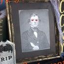 Spooky LED Halloween Sign