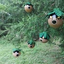 Zelda Deku Ornaments
