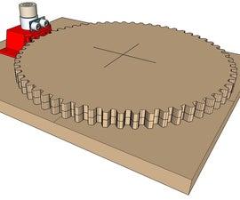 Autonomous / Voice Controlled  - 3D Scanning Rig for 3D Printing
