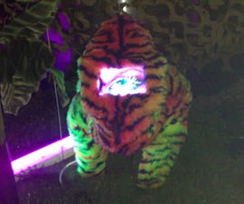 How to make your very own Psychedelic USB Creature