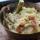 Bong Food : Shukto (Bengali Vegetable stew)