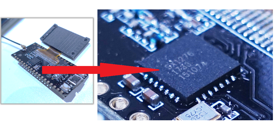 Picture of CHIP Sx1276