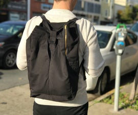 PANTSPACK: Make a backpack out of old pants