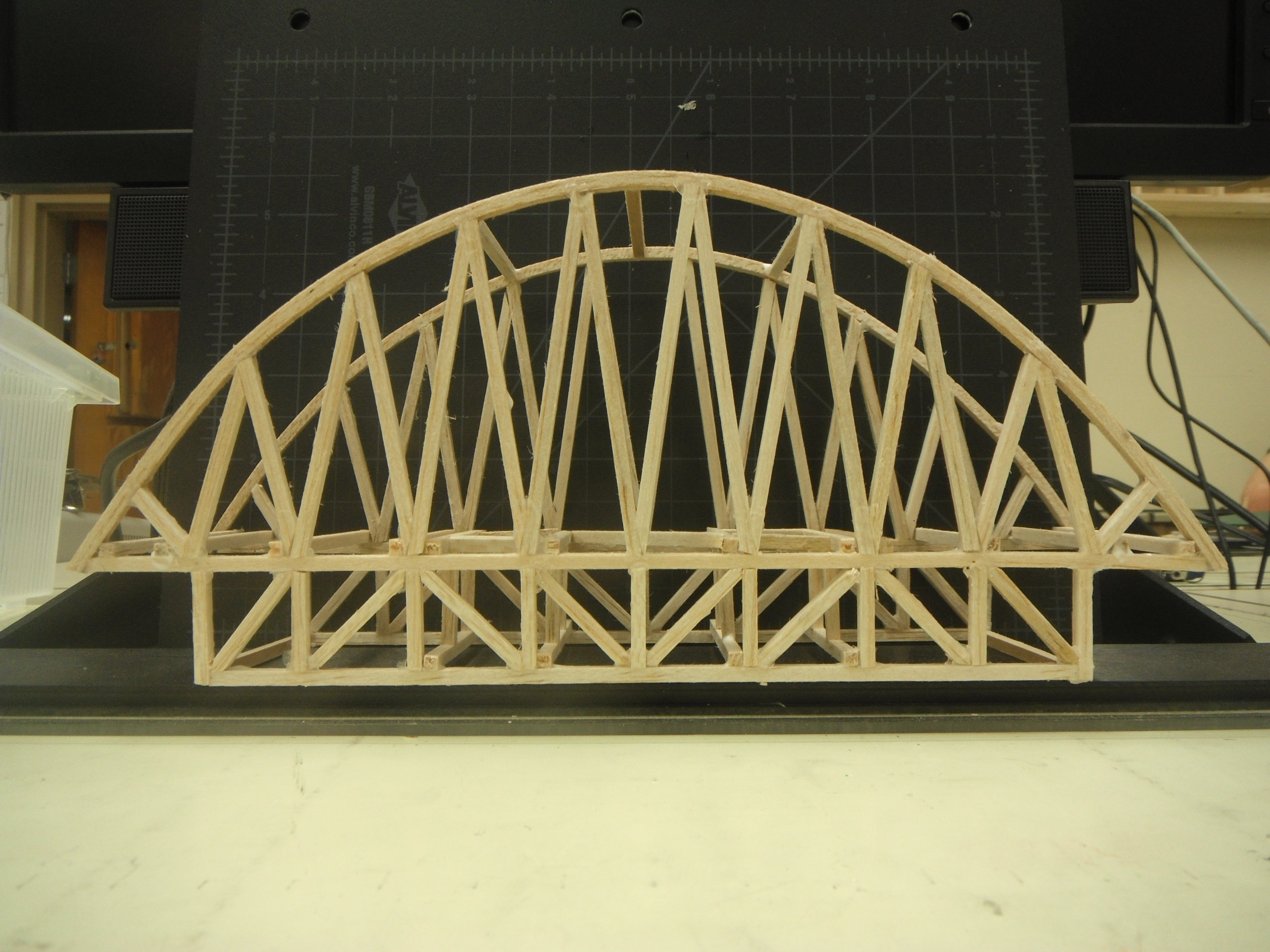Balsa Bridge Instructables
