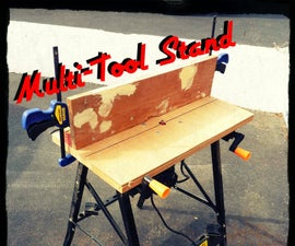 Multi-Tool Stand