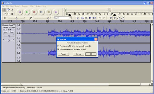 Prepare Audio Files