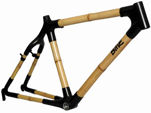 Picture of Building the Bamboo/carbon Frame 2