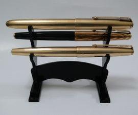 Samurai Stand - A simple pen holder