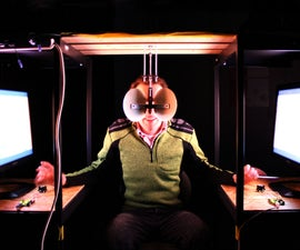 Interactive Stereoscopic Installations: visual rupture with the Diplopiascope