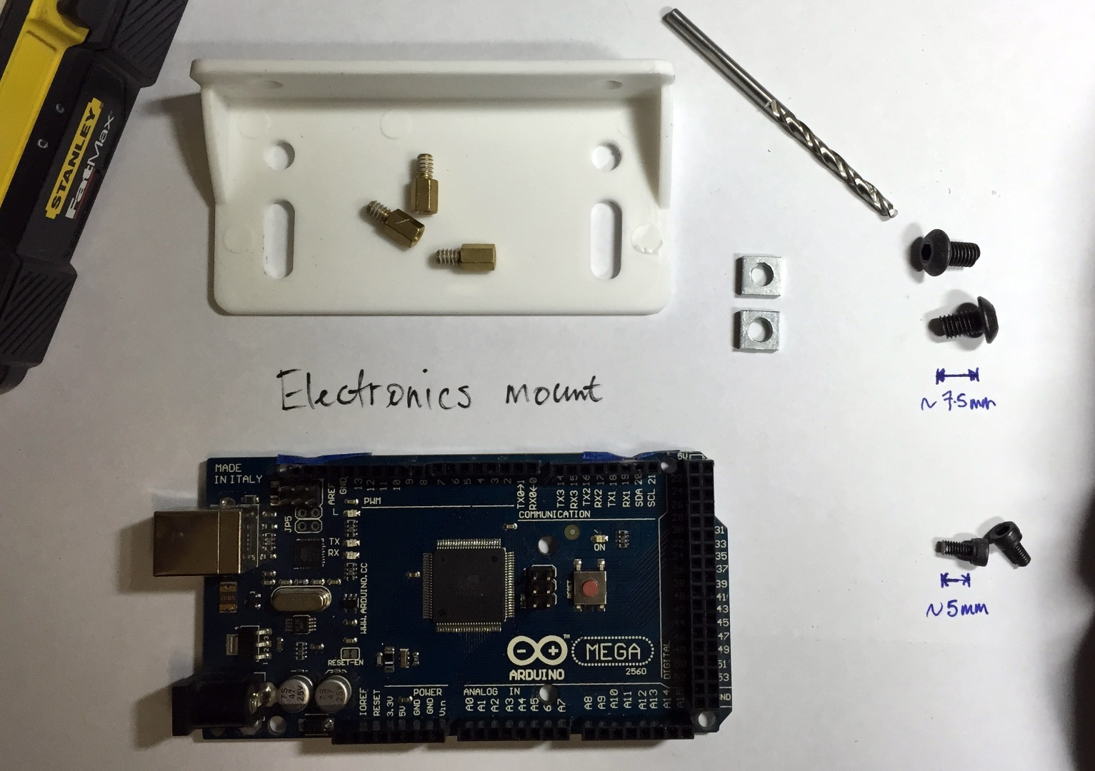 Picture of Electronics Mount