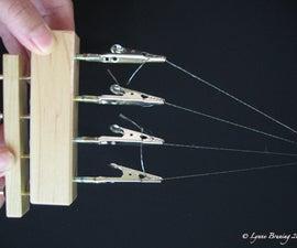 Conductive Thread Wind-up