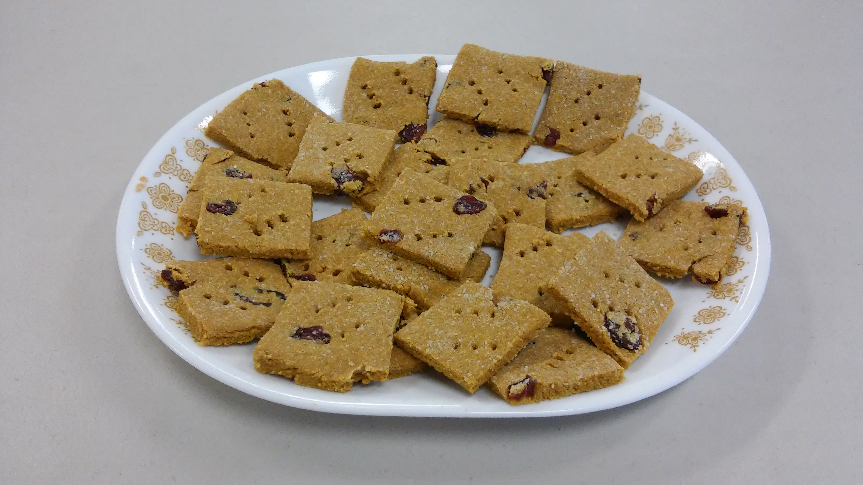 Picture of Healthy Snack Crackers