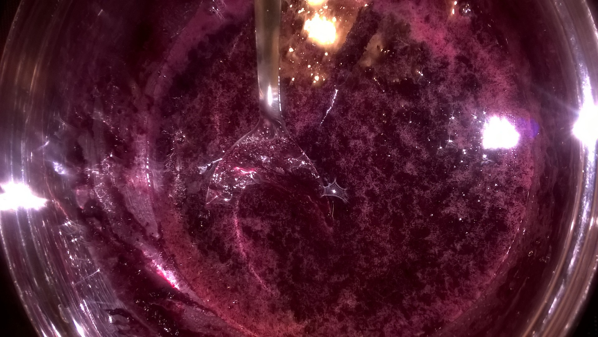 Picture of Cook Blueberry Sauce.