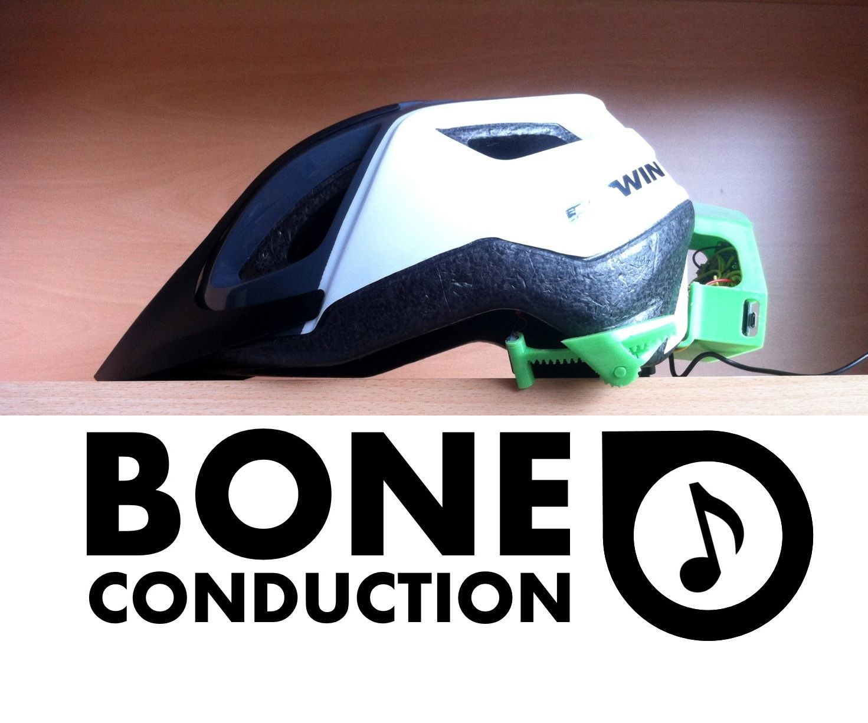 diy bone conduction bike helmet 7 steps (with pictures)