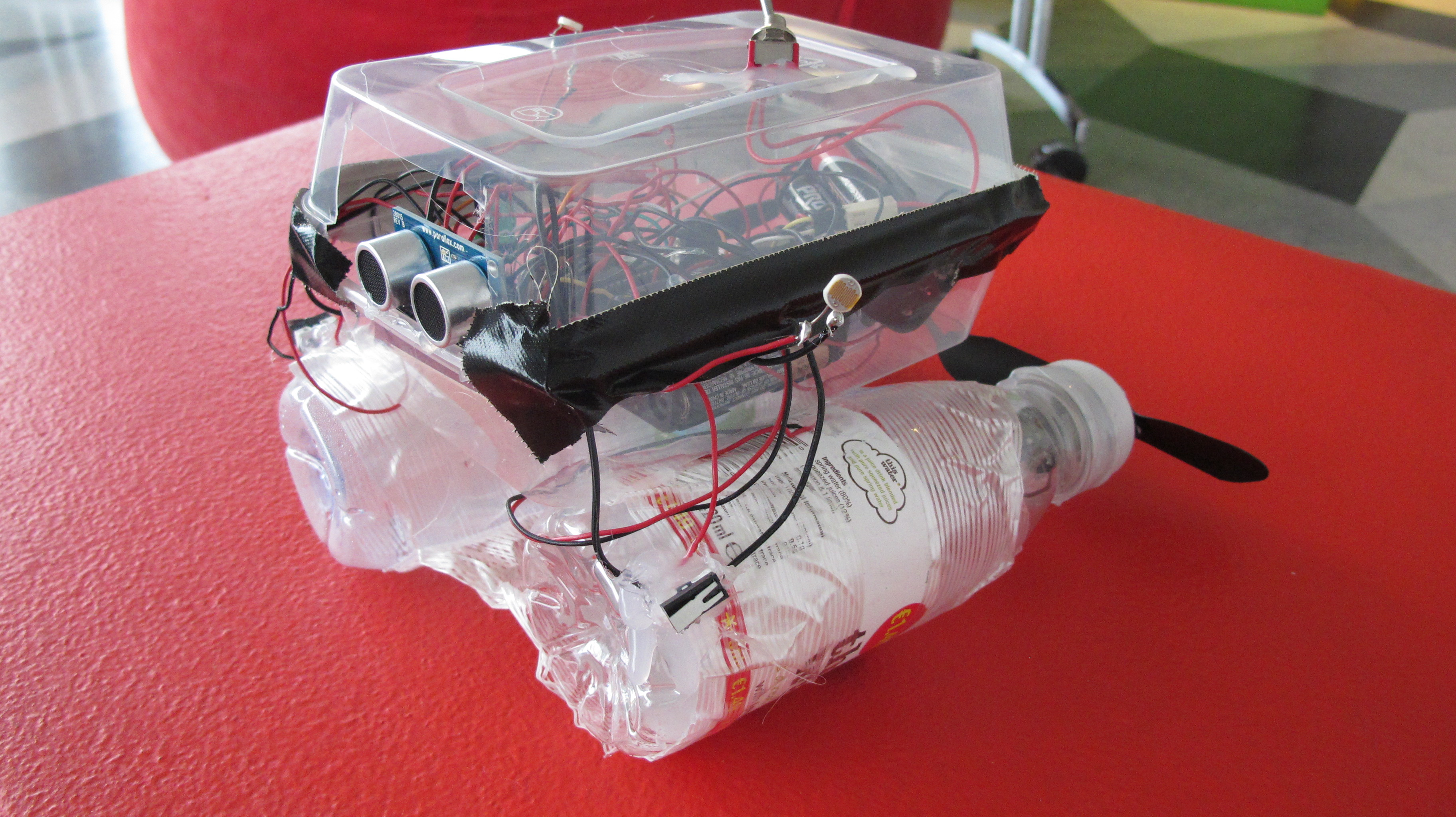 Picture of Waterproof and Get Ready for Testing
