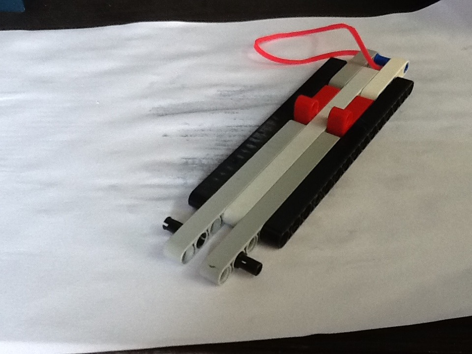 Picture of The Blade Blocker and Blade