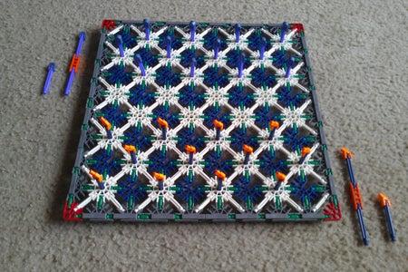 Checkers: K'nex Style!