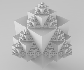 Introduction to MEL Scripting in Maya: 3D Fractals