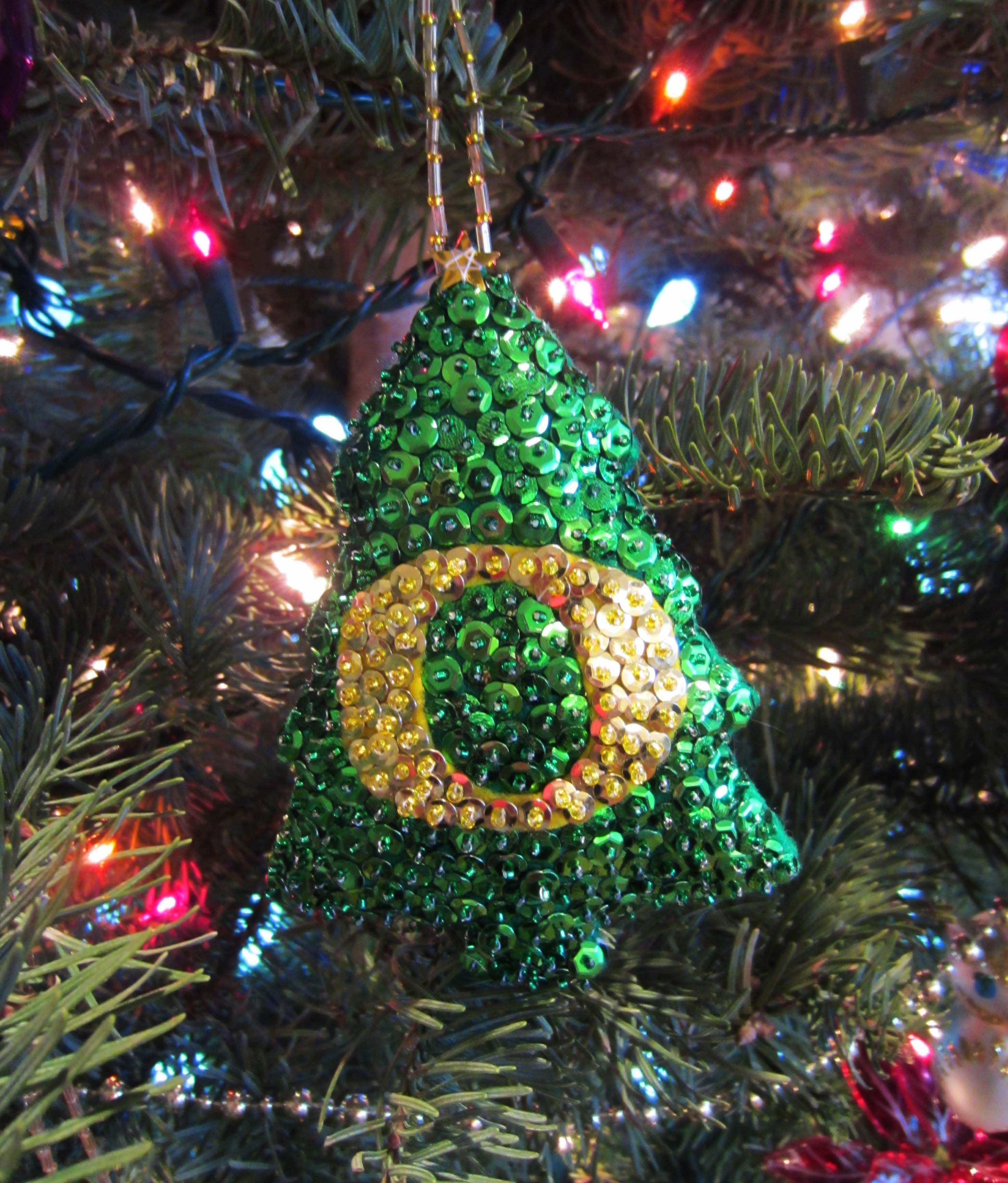 Picture of Sequin Christmas Ornament