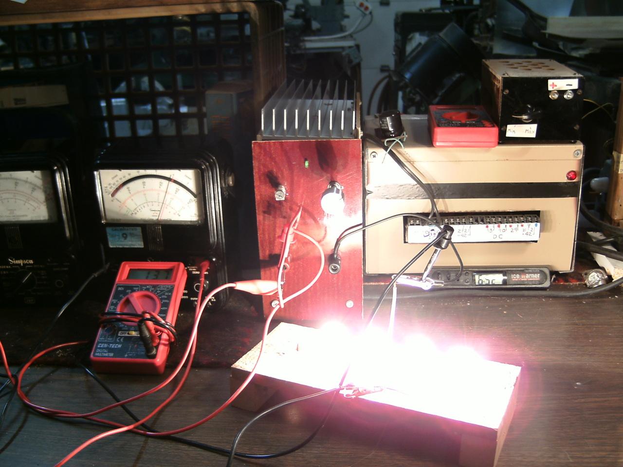 Picture of 300+ Watt Linear Power Supply