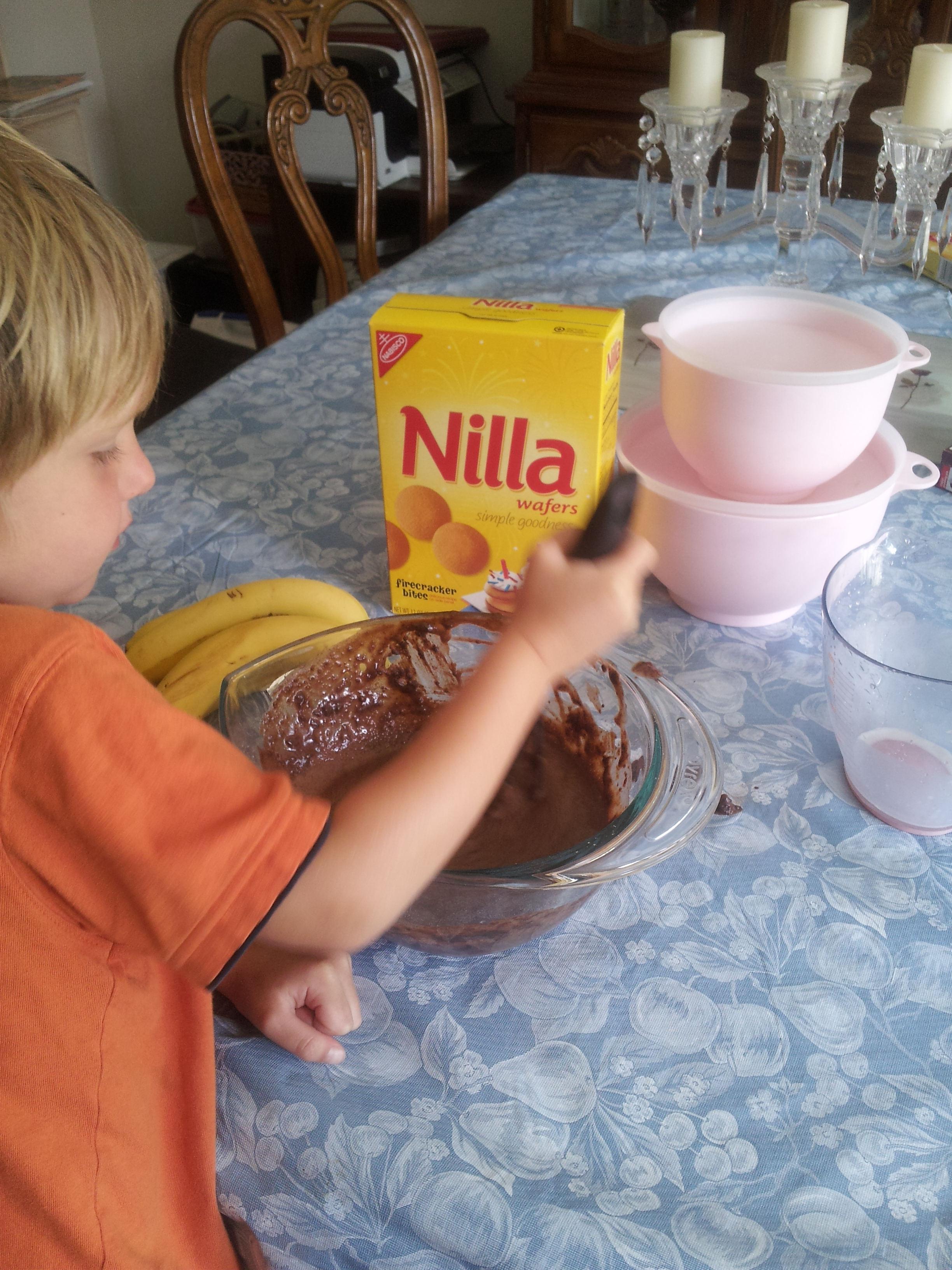 Picture of So Easy-Pudding and Nilla Wafers (Whoopie Pie)