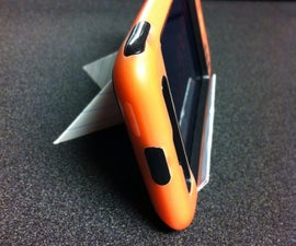 Index Card iPod/iPhone Stand