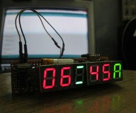 IoT7egment ESP8266