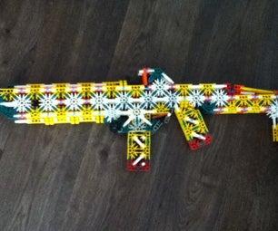 Knex Gun Model
