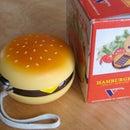 'juno' hamburger cell phone