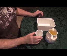 How to Make Cordial Appear in a Cup