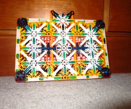 Knex Claymore (realistic looking)