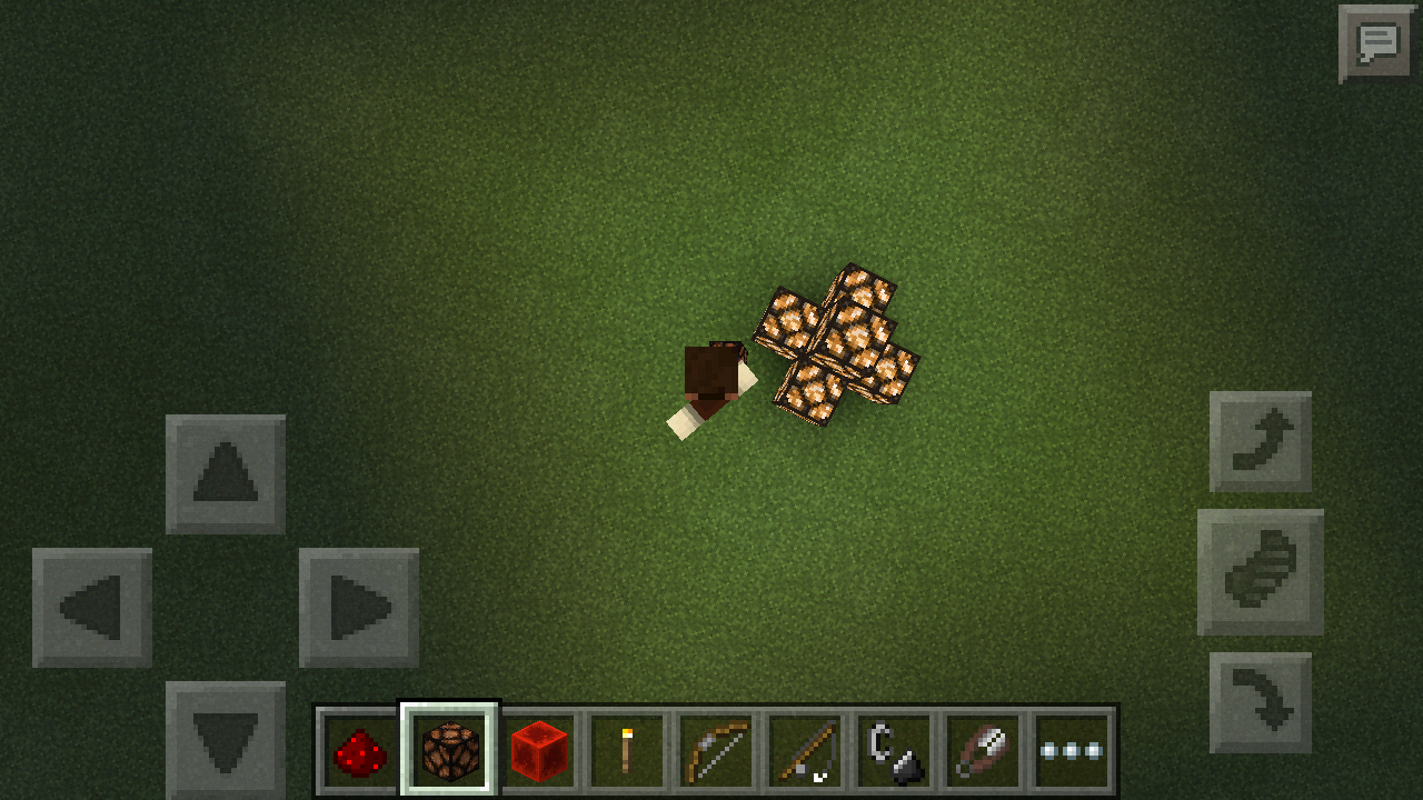 Picture of How to Light a Redstone Lamp Without a Button???