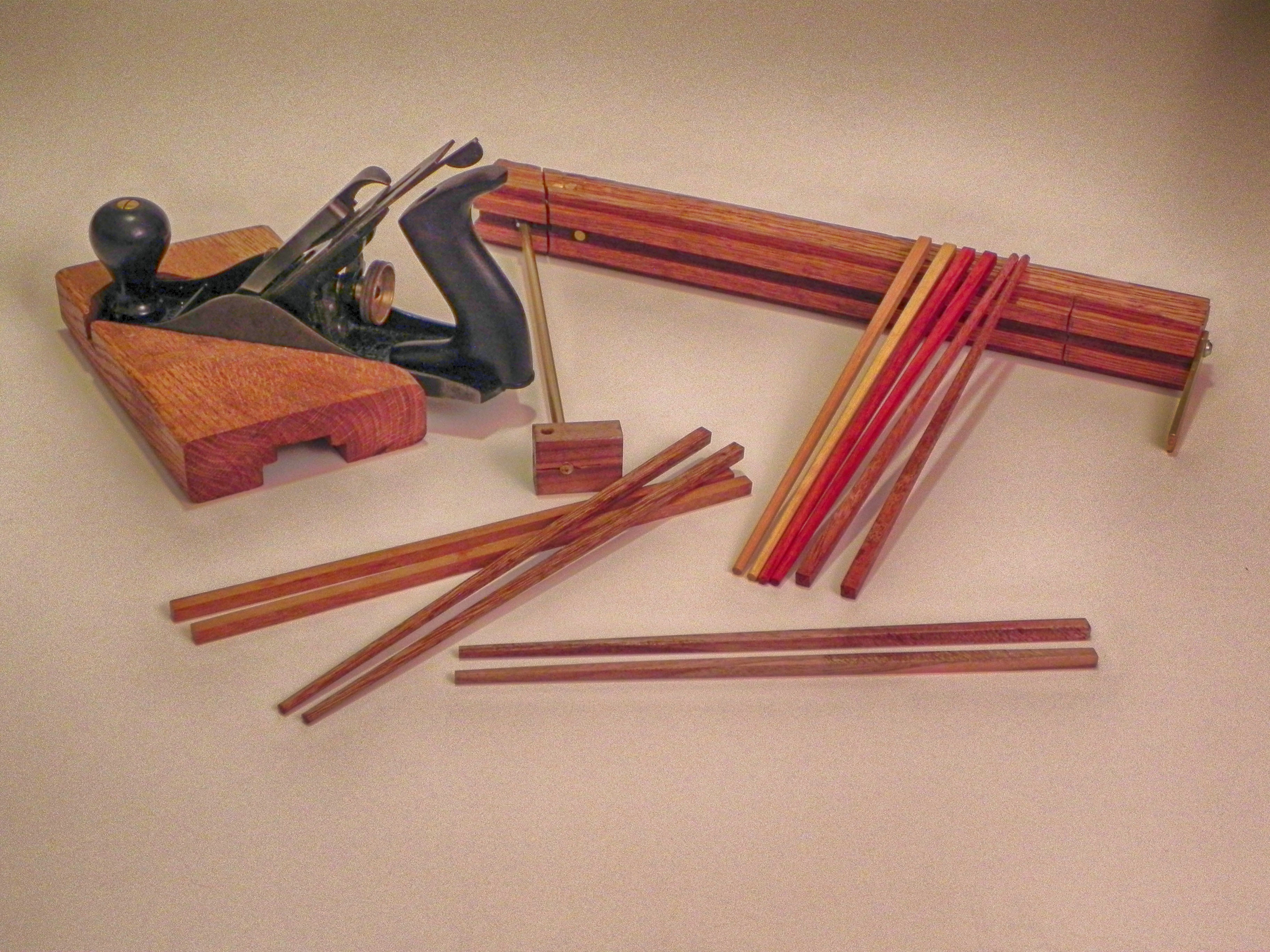 Picture of Customized Chopstick Maker
